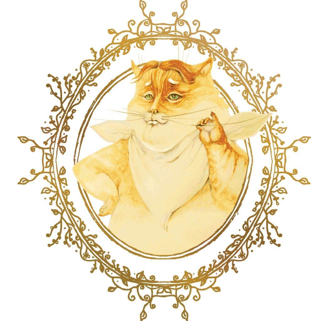 riebus katinas